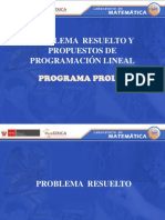 RUDY MELGAREJO Prolinprogramacionlineal
