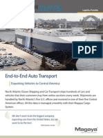 End to end Auto Transport