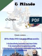 Fé e Missão Novo 2013-14