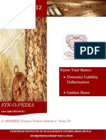 Fin O Pedia Issue 29 August5 August11