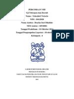 laporan Percobaan Viii triterpenoid dan steroid