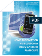Implementation of IOT for Smart Home Automation using