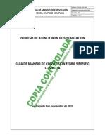 Hos-g-007-100 Convulsion Febril Simple o Compleja