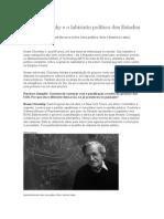 Noam Chomsky e o labirinto político dos Estados Unidos