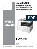 Download free pdf for canon imageclass mf6530 multifunction.