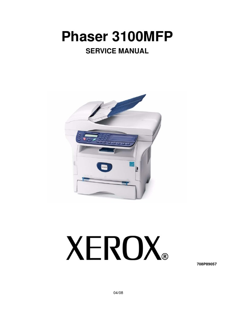 phaser 3100mfp srvc manual electrostatic discharge ac power rh scribd com xerox phaser 3600 service manual pdf xerox phaser 3600 service manual