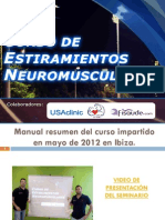 Estiramientos Neuromusculares Video Seminario