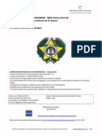 Informática de Concursos - IBFC superior - Polícia Civil RJ Oficial de Cartório 6ª classe www.informaticadeconcursos.com.br