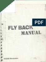 Manual de Fly Back - Kaizer
