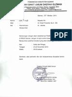 Dody Firmanda 2013 - Panduan Praktik Klinis,  Clinical Pathways dan Kewenangan Klinis RSUD Kabupaten Sleman DIY