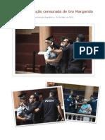 As intervenções censuradas de Ivo Margarido no Parlamento