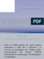 Homeopatia Aula Final