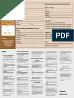 Solicitud Libro de Actas I Congreso de Energia Geotermica Enla Edificacion y La Industria Fenercom