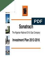 Sonatrach Presentation