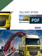 Daf Xf105 Brochure 2012 Hq Gb