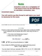 0 CFP Investment Cards (7!22!2007)