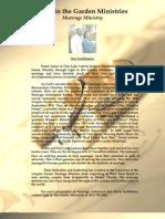 Light in the Garden Ministries - Marriage Enrichment Retreats & Seminars
