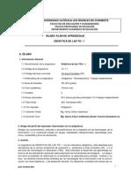 SPA-Didáctica de las TIC - I