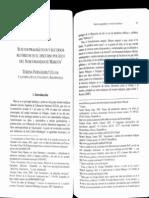 Sujetos pragmáticos y recursos retóricos en el discurso político del Subcomandante Marcos