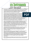 Coil Output
