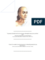 Must Read Chanakya Sootra