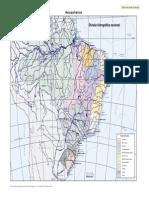 Atlas Nacional Do Brasil 2010 Pagina 80 Divisao Hidrografica Nacional