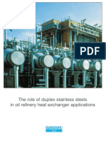 Role of DSS in Refinery
