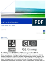Blue Corridor NGV Rally 2013 - LNG im Schiffsverkehr