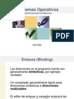 Sistemas Operativos Unidad 3