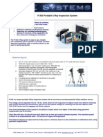 P-XIS Portable X-Ray System Ver3