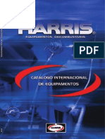 Catalogo Harris - Completo