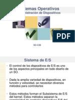 Sistemas Operativos Unidad 4 y 5