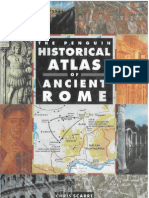 Historical Atlas of Ancient Rome (Penguin)(Not Ocr)