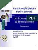 escaneos microformas
