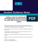 c2 - student guidance notes