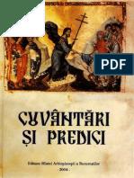 Cuvantari Si Predici (Vol. I)