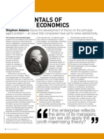 eco article - fundamentals of business economics