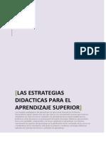 Portafolio Final de Didacta de la Educación Superior