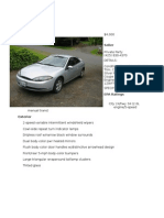10 Alg34 Car Advertisement