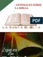 01 Noticias Generales Sobre La Biblia