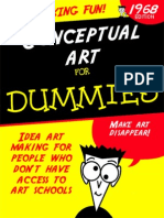Conceptual Art for Dummies