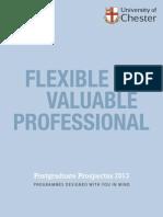 PG Prospectus 2013