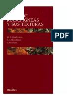 Atlas de Rocas Igneas