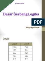 Materi III - Sistem Digital_Dasar Gerbang Digital