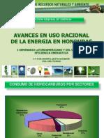 Presentacion Eficiencia Energetica-Honduras