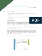Tema 4 La Ambivalencia y El Balance Decisional