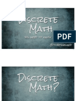 Discrete Math You Need to Know Presentation