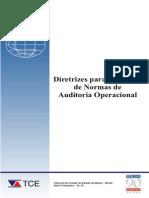 INTOSAI Diretrizes para Aplicação de Normas de Auditoria Operacional