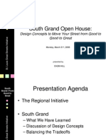 South Grand Great Streets Open House Presentation