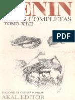 Cuadernos Filosoficos - Lenin
